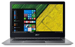 Recensione Acer Swift 3 SF314-52-74JS